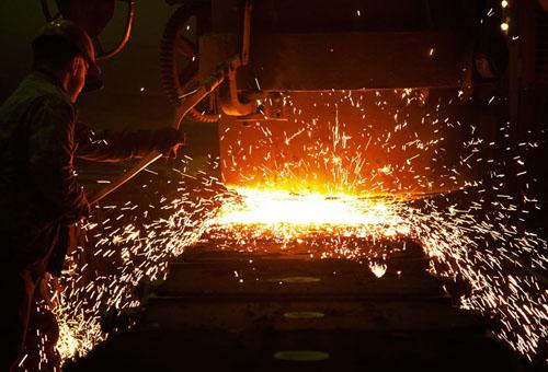 Литейное производство черных и цветных металлов